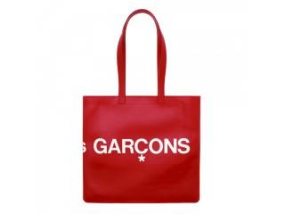 COMME des GARÇONS Huge Logo Leather