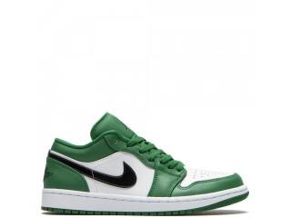 Jordan 1 Low / Pine Green