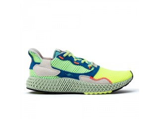 ZX 4000 4D Lime / White / Blue