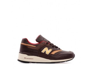 NEW BALANCE 997 MADE IN USA BROWN TAN MEN M997PAH