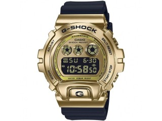 CASIO G-SHOCK METAL BEZEL 6900 GOLD GM6900G-9