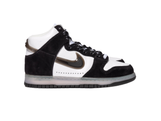"X SLAM JAM DUNK HIGH ""CLEAR BLACK"""