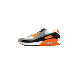 NIKE AIR MAX 90 RECRAFT TOTAL ORANGE 2020