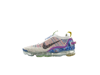 "NIKE AIR VAPORMAX ""PURE PLATINUM MULTI-COLOR"" 2020"