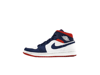 "AIR JORDAN 1 MID SE ""USA"" 2020"