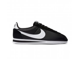 Niкe Cortez Nylon Black White