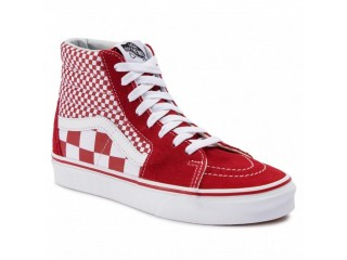 Vаns Sk8 High Red