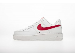 Niкe Air Force 1'07 Low White Red