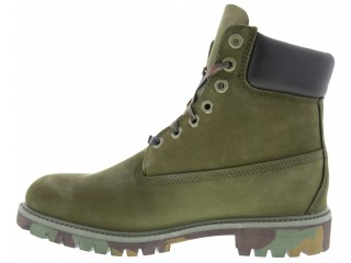 Тimberland Icon Camo Boot in Army Green