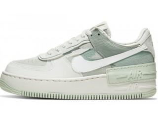 Nike Air Force 1 Shadow Spruce Aura White