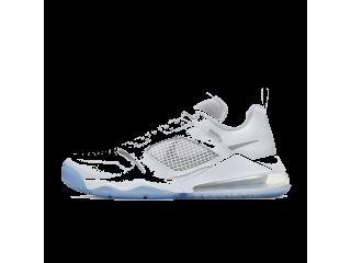 Mars 270 Low, White/Metallic Silver-White