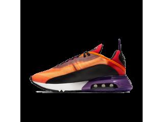 Air Max 2090, Magma Orange/Black-Eggplant-Habanero Red