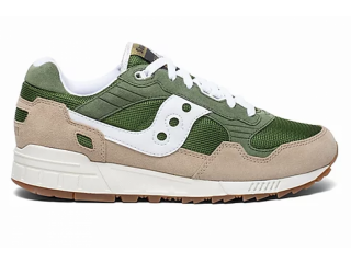 SAUCONY Shadow 5000 Vintage S70404-25 green brown