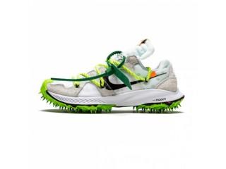 """Nike Air Zoom Terra Kiger 5 W x Off-White """"Athlete in Progress - White"""""""