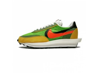 "Nike LDWaffle x Sacai ""Green Gusto"""