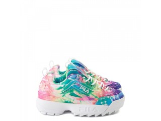 Fila Disruptor 2 Tie Dye Athletic Shoe