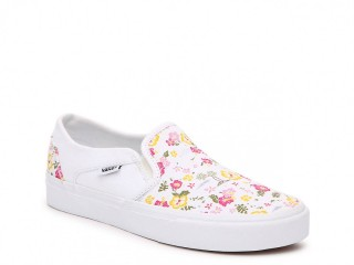 Vans Asher Tropical slip-on