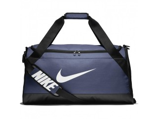 Nike Brasilia Training Duffel Bag Navy