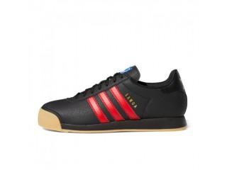 Adidas Samoa Core Black Scarlet